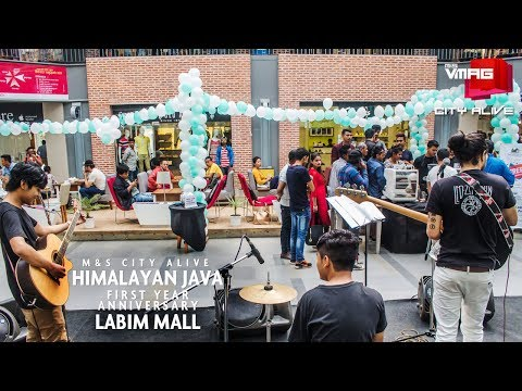 Himalayan Java First Year Anniversary at Labim Mall | M&S CITY ALIVE | M&S VMAG