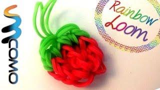 Repeat youtube video Rainbow Loom - Morango