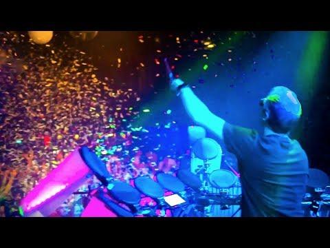 Avicii - Without You (AFISHAL Remix) LIVE Visual DJ Show