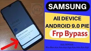 Samsung M10 Frp Bypass  ALL SAMSUNG 2019 9.0 Pie FRP Remove  S M Exit Method Talkback Not Work