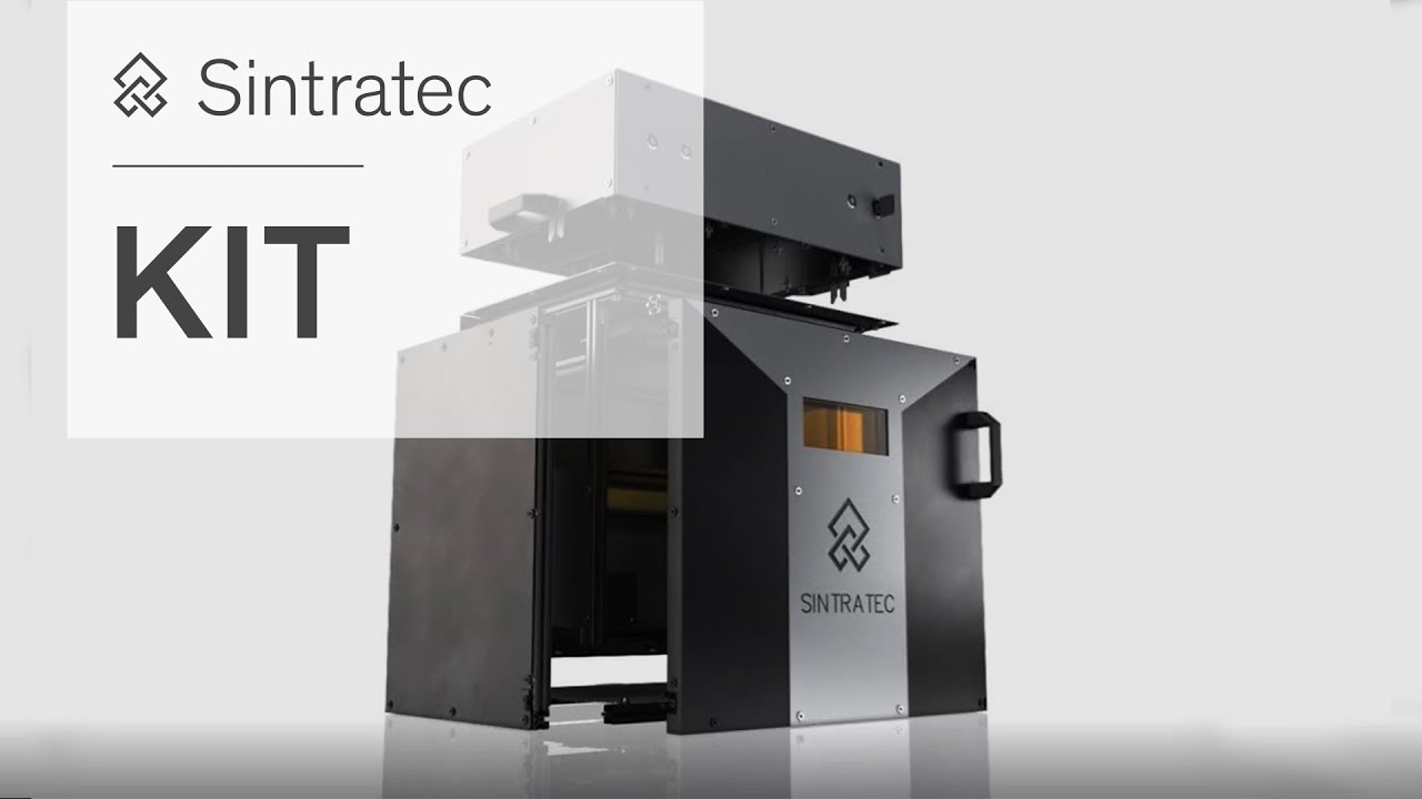 video Sintratec Sintratec Kit 3D Printer