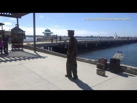 Seaport Village Spring Busker Festival 2015 compilation