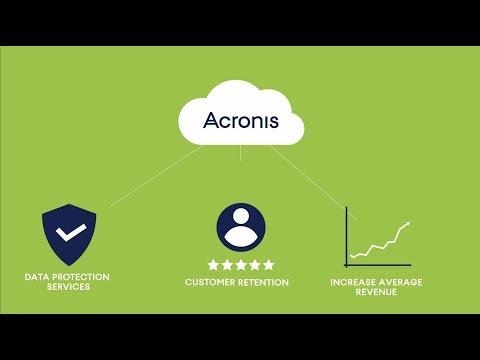 Introducing Acronis Data Cloud