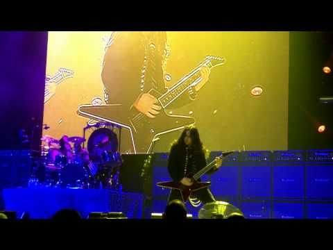 Ozzy Osbourne - Fire in the Sky (live) mp3