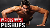 Right Ways of Push Ups