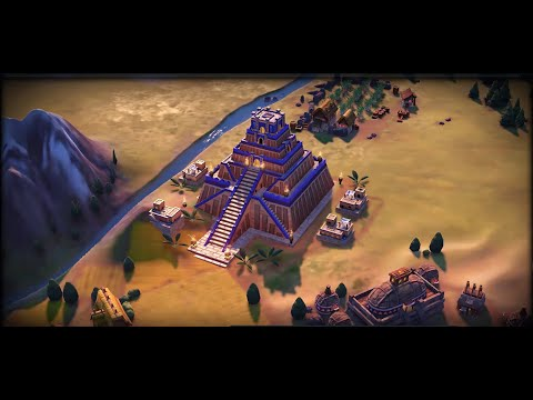 Building All 53 Wonders in Sid Meier's Civilization 6 New Frontier Pass |