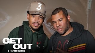 Get Out - In Theaters Friday - Chance the Rapper Special Screening