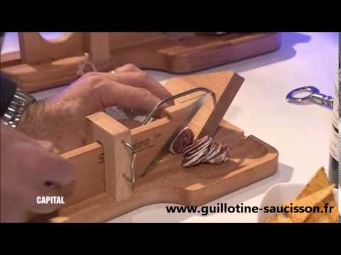 guillotine saucisson so ap ro youtube. Black Bedroom Furniture Sets. Home Design Ideas
