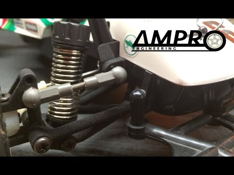 E32: Ampro Tamiya Grasshopper 2, Super Hornet and Rising Fighter Front Suspension