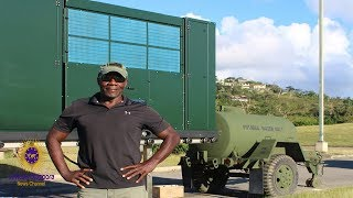 Vandals Attempt To Destroy Black Veterans Water Machine That Makes Water Out Of Thin Air