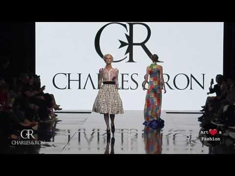 CHARLES AND RON at Art Hearts Fashion Los Angeles Fashion Week SS/17