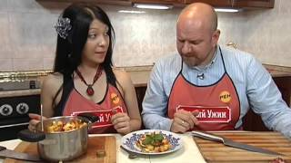 Званый ужин День 5 Анна Энси