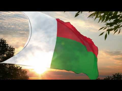 National Anthem of Madagascar ✪ L'hymne national de Madagascar (Nationalhymne Madagaskar)