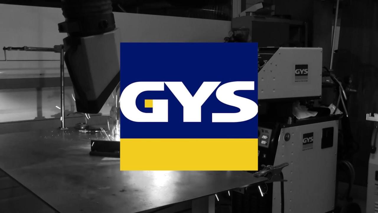 GYS - MIG-MAG Pulsed Welding Machine NEOPULSE 400