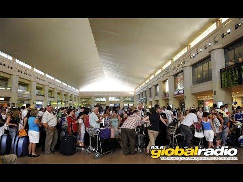 Malaga Airport Delays