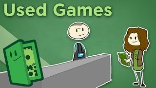 Used Games - Ownership in the Digital Age - Extra Credits thumbnail