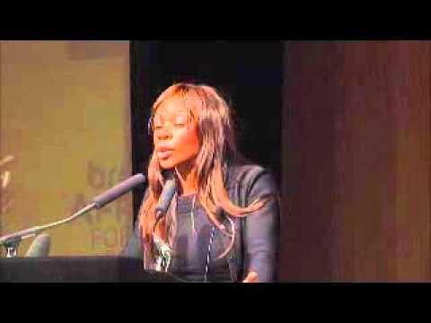 Dr. Dambisa Moyo - Brand Africa FORUM 2010