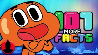107 MORE Amazing World of Gumball Facts You Should Know! - (S5 E4) | ChannelFrederator