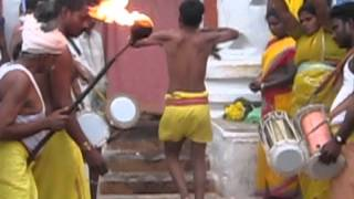 pambai music playing tamil nadu village (updated by jagan)