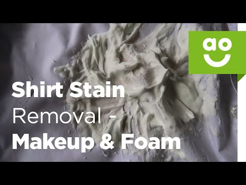 How to Remove a Makeup Stain from Clothes | ao.com