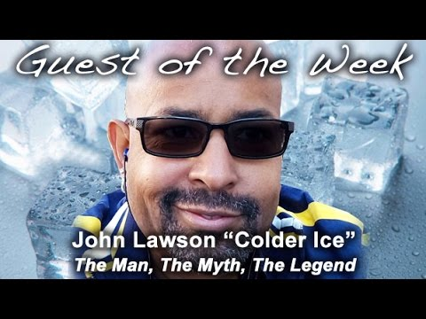 Thrifty Business Season 3 #3 - Special Guest ColderICE - John Lawson