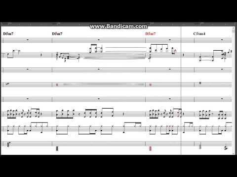 Fourplay/101 Eastbound (Karaoke for Bass guitar)