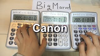 Canon Rock Calculator Cover.mp3