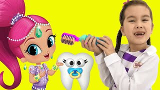 Doc McStuffins vs Shimmer and Shine | All series! Doc McStuffins full episode