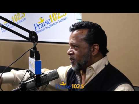 Bishop Carlton Pearson on what he's doing in ministry & his thoughts on the Kim Burrell controversy.