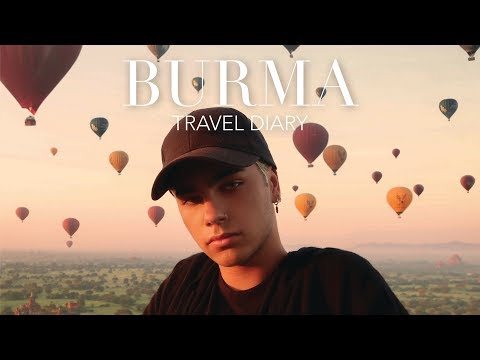 DISCOVERING BURMA: Temples + Ballooning | Semester at Sea Travel Diary