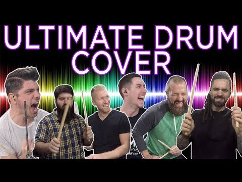 THE ULTIMATE DRUM COVER