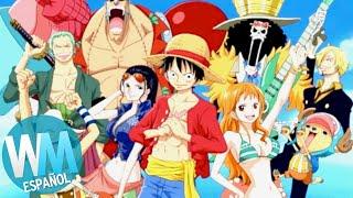 ¡Top 10 EQUIPOS Más FUERTES de Anime!