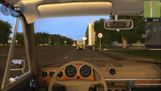 City Car Driving gameplay#2- Non-stalling mission [HD]