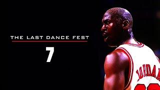 MICHAEL JORDAN THE LAST DANCE FEST 7