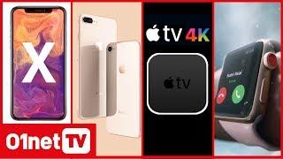 Apple : ce qu'il fallait retenir de la Keynote du 12 septembre !