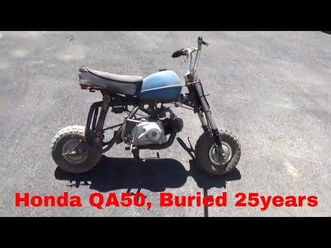 1973 Honda QA50, Honda Cub50 parts for Mustie1?