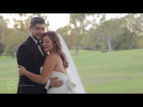Braemar Country Club Wedding Video | Michelle + Jose