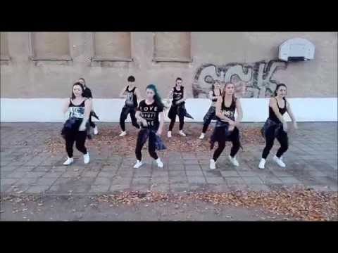 The SG's - Temperature (Sean Paul) Choreography