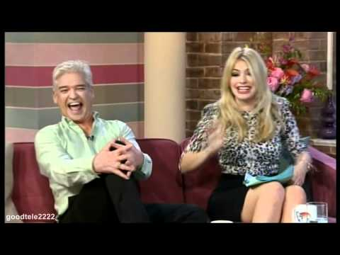 Phillip Schofield Flicks A Fly Onto Richard & Judy *Possibly The Funniest This Morning Ever*