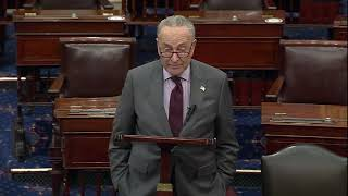Schumer Declares Trump Impeachment Trial Will Begin