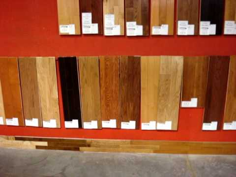Various Hardwoods At Southeastern Salvage