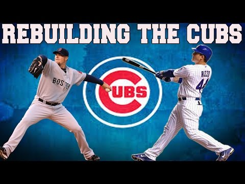 MLB 15 The Show Franchise: Rebuilding the Cubs