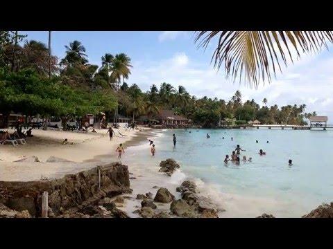 Tobago Beaches April 2016