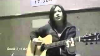 YUI - Good- bye days live.mp4