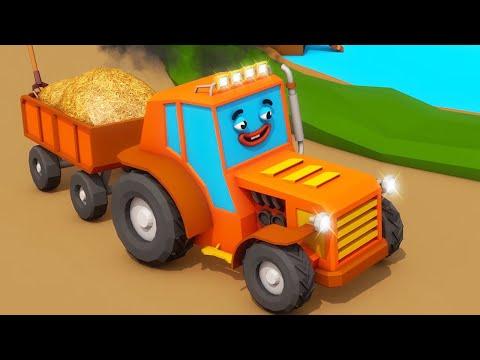 Tractor TOM und Freunde Neue Folgen! Wie Autos zur Reparatur gingen? Bauen für Kinder letöltés