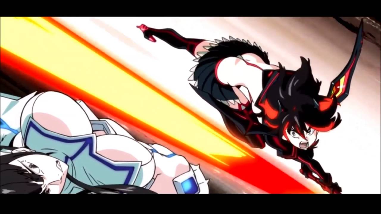 Top  Anime Girl Fights