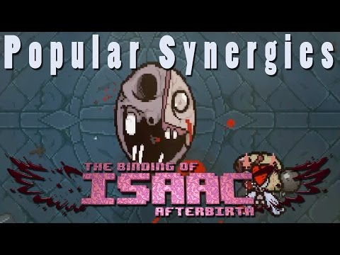 The Binding of Isaac Afterbirth | Hematology | Popular Synergies!