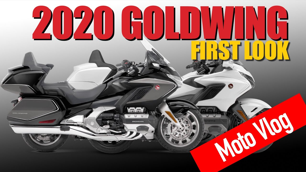 2020 Honda Goldwing Review.Ep 88 2020 Honda Goldwing First Impressions