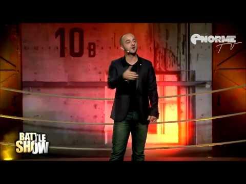 Laurent ARNOULT - Battle Show Enorme TV