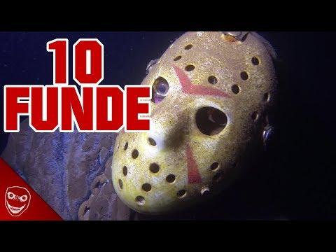 Die 10 gruseligsten Dinge, die Unterwasser gefunden wurden!